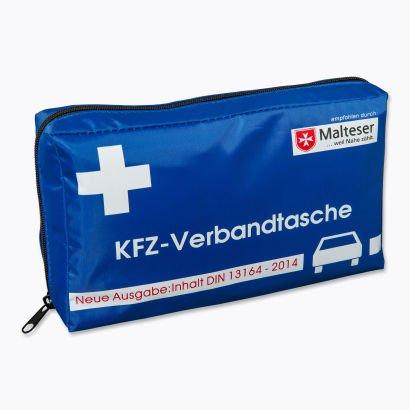 [ALDI Nord] KFZ-Verbandtasche nach DIN 13164 - 2014 für 5,99€ ab 19.01.2015