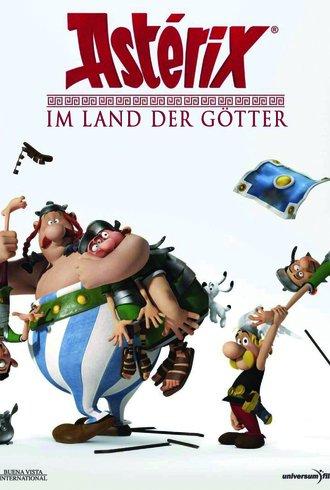 Für etwa 1,50 € ins Kino zu Asterix im Land der Götter in 3D (jeder dritte Anruf gewinnt)