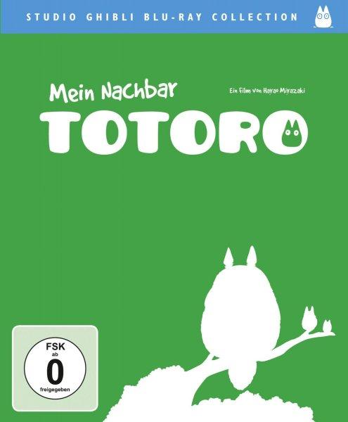 Mein Nachbar Totoro (Bluray) für 14,97€ + Versand @ Amazon.de