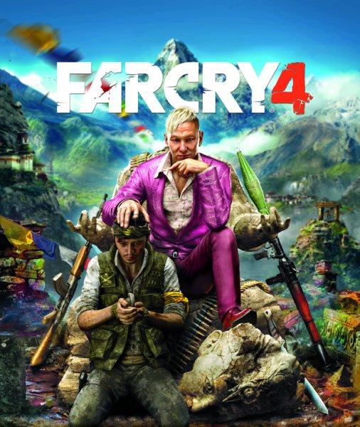 Far Cry 4 Uplay Key