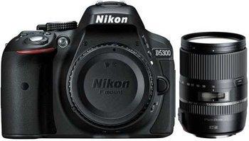 NIKON D 5300 Kit 16-300 mm [Tamron] für 949,-@Saturn Late Night Shopping