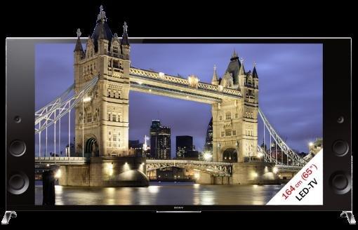 """(Schweiz)(Mediamarkt.ch) Sony KD-65X9005B, LCD/LED TV, 65"""", 800 Hz, Schwarz für 3599CHF (2985€)"""