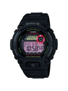 [Amazon.co.uk]  Casio Damen Baby-G Digital Quarz Resin BLX-102-1ER (für Geduldige)