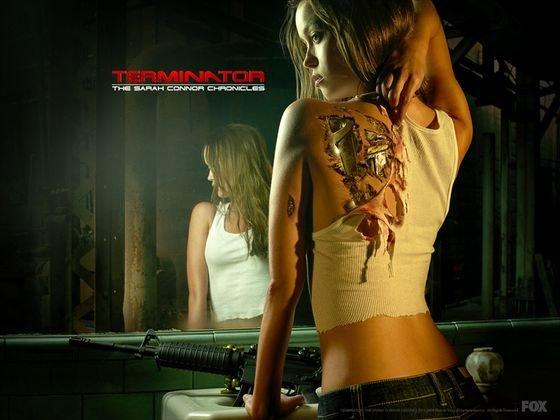 Terminator SCC - Die Komplette Serie Staffel 1 und 2 auf Bluray - Amazon.FR