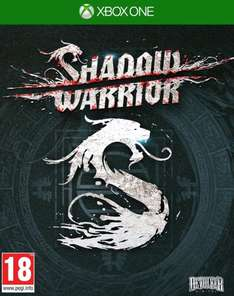 Shadow Warrior XBOX ONE für ~ 23€ bei Amazon.co.uk