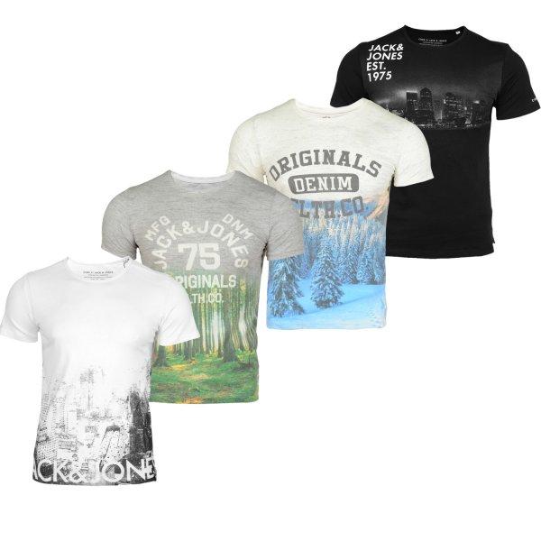 Jack & Jones T-Shirt für 8,90 € inkl. Versand @eBay WOW