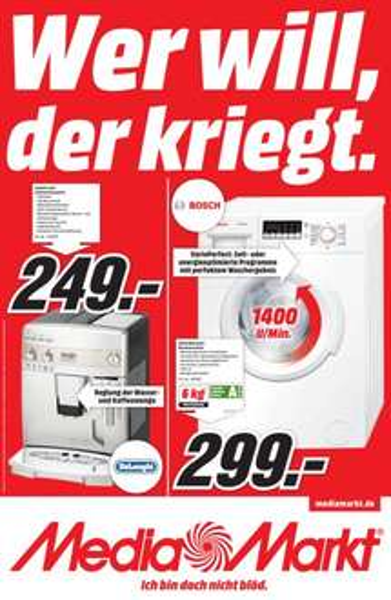 [Lokal MM Weiterstadt] DeLonghi ESAM03.120 Magnifica S für 249€