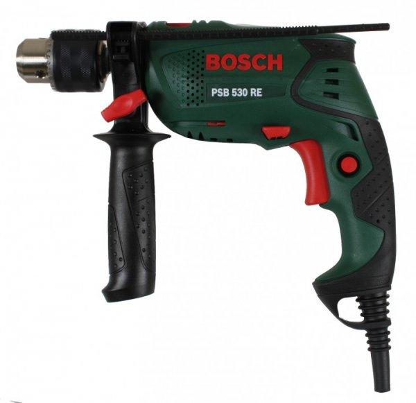 Bosch PSB 530 RE Schlagbohrmaschine - 39,90€ @ comtech