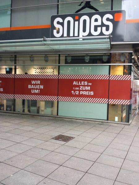 Snipes Stuttgart