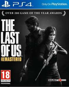 The Last of Us - Remastered PS4 für 36,50€ inkl. Versand