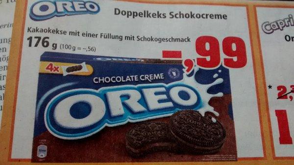 Oreo KAKAOkekse für 0,99€ bei Thomas Philipps [bundesweit]