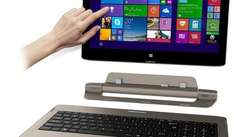 """B-ware MEDION AKOYA S6214T MD 99380 4in1 Touch-Notebook 15,6""""/39,6cm 500GB 64GB SSD 4GB"""