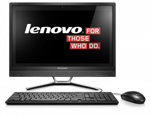 "Lenovo IdeaCentre C470 (21.5"") All-in-One PC mit Touchscreen für 444€ @Comtech"