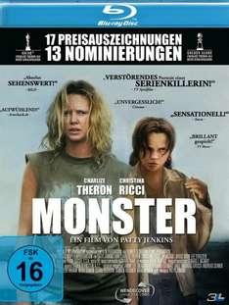 Monster [Blu-ray] für 4,99€ @Müller