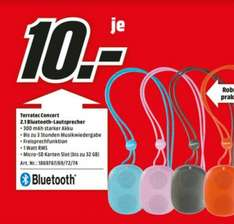 [Berlin lokal?] Terratec Concert BT me! Bluetooth Lautsprecher bei Media Markt