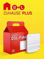 Vodafone DSL M für eff. 14,56 EUR im Monat