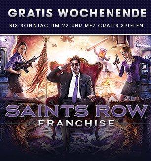 Saints Row Sale bei Steam. Saints Row 4 für 4,99€ etc...Kostenlos bis Sonntag spielen
