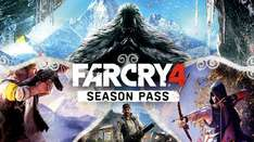 [UPlay] Far Cry 4 Season Pass bei g2a.com (PC)