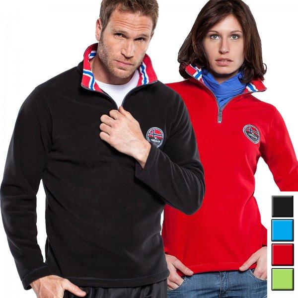 Nebulus Fleecepullover Kitzbühel Herren/Damen/Kinder Pullover für 16,99€ inkl. Versand statt 69,90€ @eBayWOW