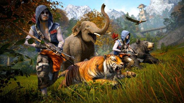 [Uplay][PC]  Far Cry 4 + Season Pass auf G2a