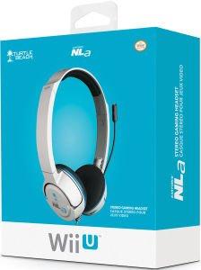 Turtle Beach Ear Force NLa Headset in weiss für WiiU/3DS/2DS (zavvi.de)