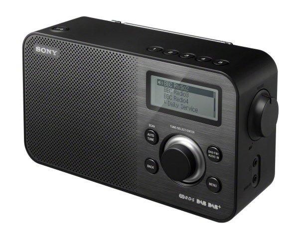 [Amazon Italien] Sony XDR-S60DBPB DAB+/DAB/FM Digitalradio für 56,81€ inkl. Versand