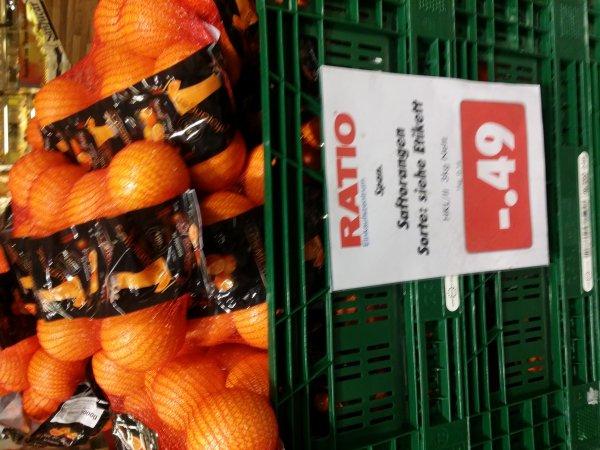 Lokal offline Orangen Kilo /16 Cent Ratio baunatal