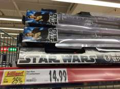 Kaufland Dachau Hasbro Star Wars Ultimate FX Lightsaber