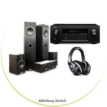 Denon AVR-X1100W, AH-D600 und Tannoy Mercury Blackshadow 5.0 für 799€ bei Soundpick