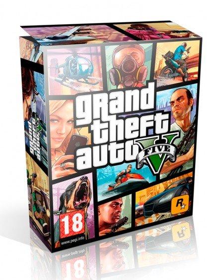 GTA V - Preorder CD Key mit Preorder Bonus (PC)