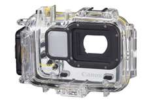 Canon WP-DC45 Unterwassergehäuse (Canon PowerShot D20) für 125,71€ @Amazon.es