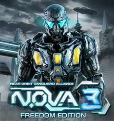 [Android&IOS] N.O.V.A. 3: Freedom Edition (Near Orbit. Remake!!) GRATIS