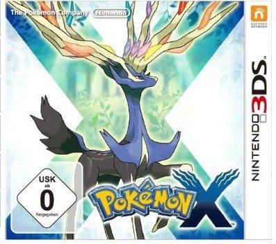 [WHD Prime] 3DS Pokémon X wie neu für 26,40. Animal Crossing: New Leaf wie neu 26,76. usw