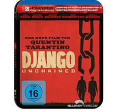 [lokal Hilden?]Django Unchained Bluray Steelbook 9,99€