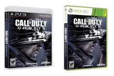 [GameStop] Call of Duty Ghosts (Xbox 360 & PlayStation 3) offline für 9,99€ / Online für 9,99€ + 5€ VSK