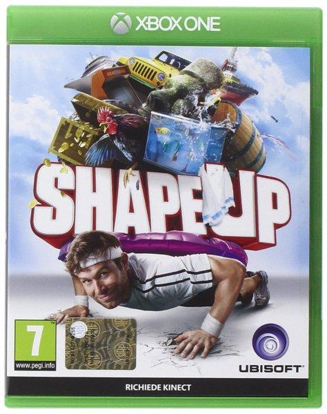 Shape Up für Xbox One (amazon.it)