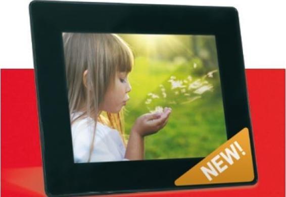[+3% Qipu] AgfaPhoto AF6071 PS Digitaler Bilderrahmen für 29,00€ inkl. Versand @Dealclub