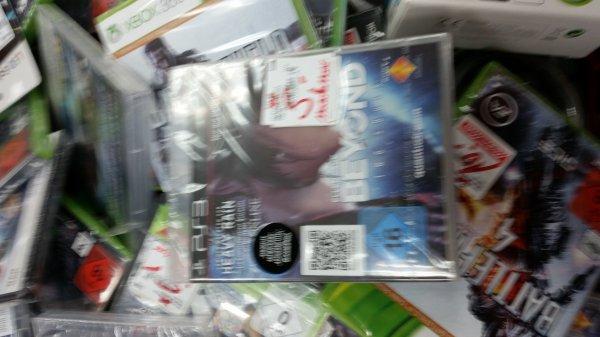 PS3 Beyond: Two Souls (Lokal MM Aschaffenburg City Galerie)
