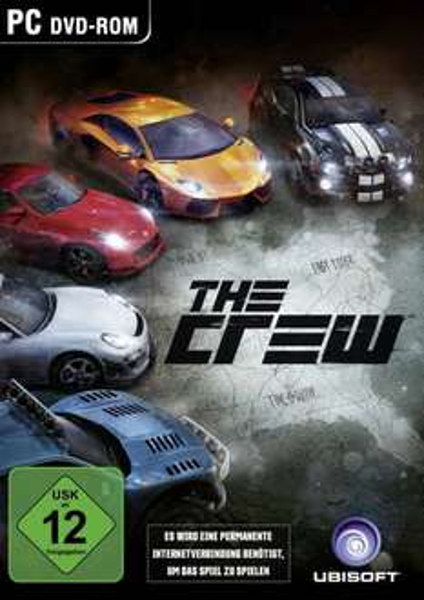 The Crew PC Download @Amazon.de
