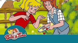 Bibi & Tina - Der Glücksbringer (neue Kiddinx Kinderhörspiele im Januar auf Youtube)