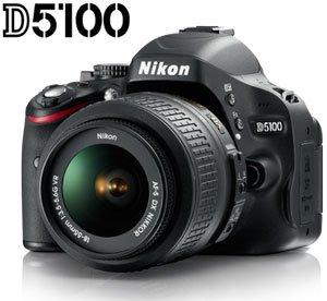 NIKON D5100+18-55mm VR