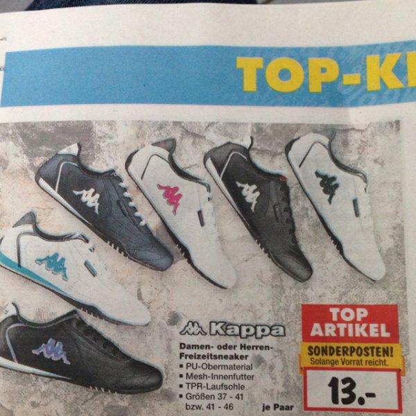 Kappa Herren und Damen sneaker