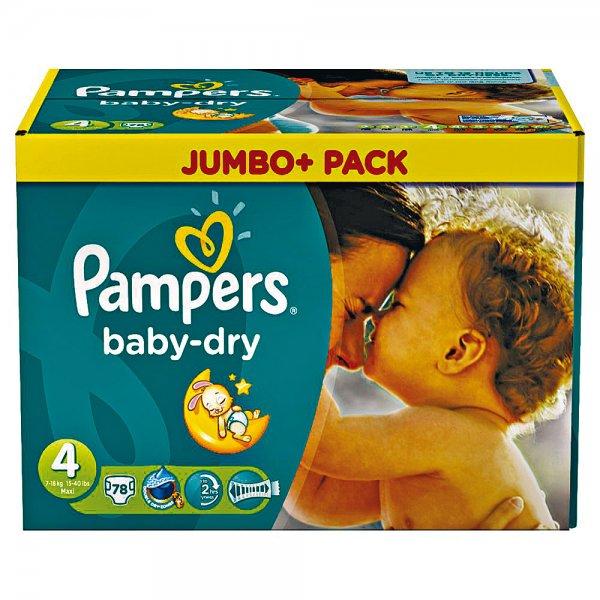 [Marktkauf][Lokal?] Pampers Jumbo+ Pack für 11 € statt 20,99 €