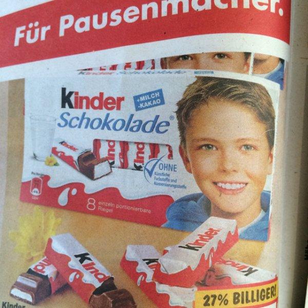 [bundesweit?] Kaufland Kinder Schokolade 100g 0,69€