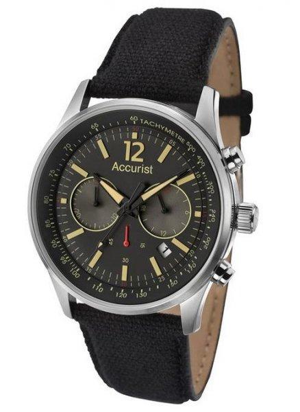 Quartz Chronograph Accurist MS611BB @ Amazon UK