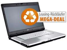 "FSC Lifebook E780, 15.6"" HD, Core i5-520, 4GB, 160GB, Win7HP (refurb.)"