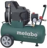 Metabo Kompressor Basic 250-24 W OF - Ölfrei (nächster Preis ca 144€)