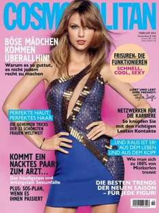 Cosmopolitan mit Top-Prämienabo