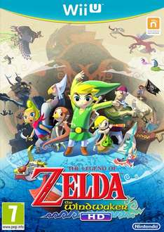 [Gamestop] Wind Waker HD für WiiU 29,99 Euro (Idealo 44,99)