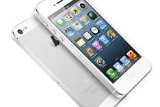 Apple iPhone 5 white/black, 64 GB, B-Ware/refurbished 359,95€ keine VSK bei Modeo